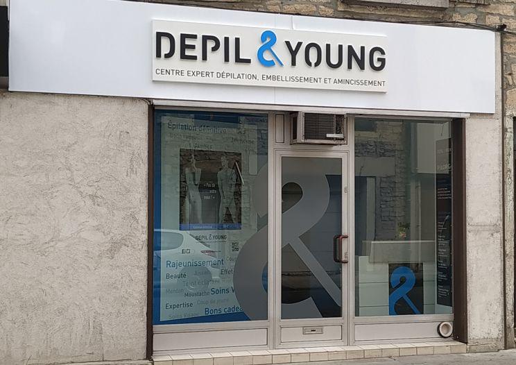 Le centre Expert Depil&Young de Bourgoin-Jallieu